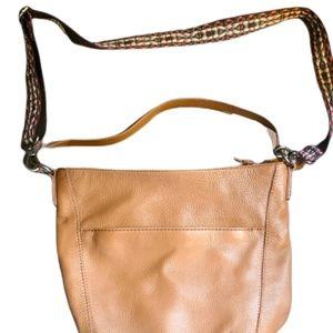 The sak purse genuine leather